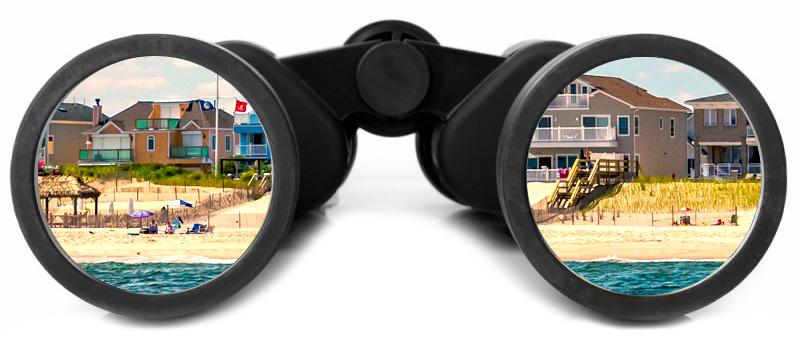 Dream House Binoculars Image
