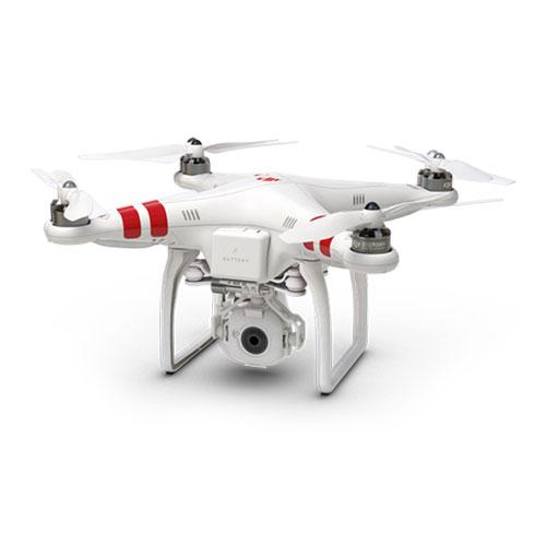 Phantom Drone Inspection Image