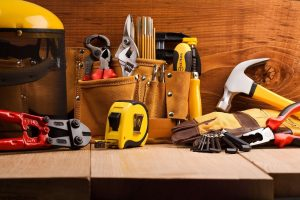 essentials for a homeowner's tool kit