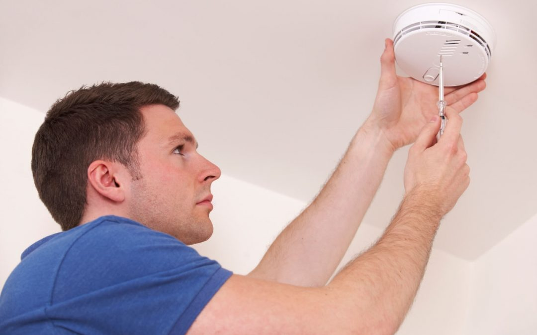smoke detectors in the home