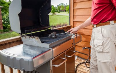 Practice Grilling Safety When Cooking Out