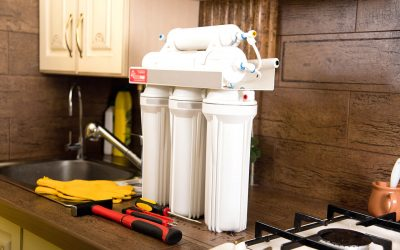 3 Types of Home Water Filters