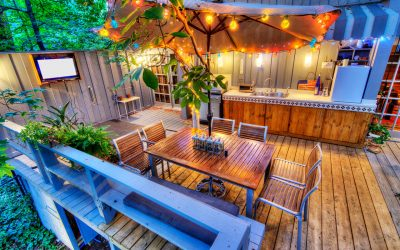 3 Deck and Patio Ideas to Improve Your Outdoor Space